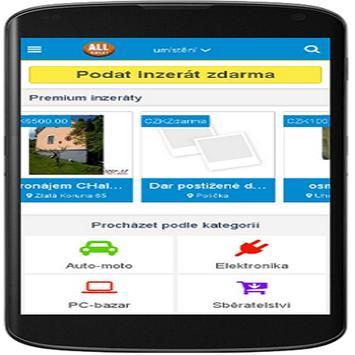 All-bazar.cz screenshot 3