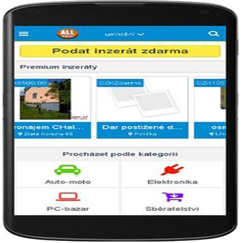 All-bazar.cz screenshot 4