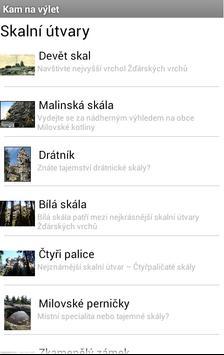 Audio-Křižánky apk screenshot