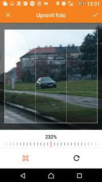 Hlášení GisOnline.cz screenshot 3