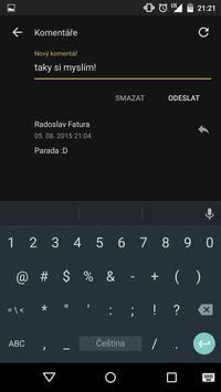Dotekománie.cz apk screenshot