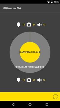 Klášterec nad Ohří - audiotour poster