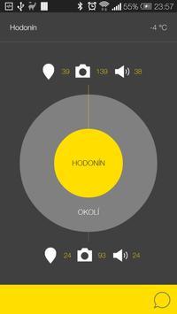 Hodonín - audio tour poster