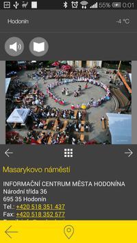 Hodonín - audio tour apk screenshot