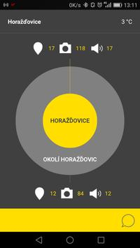 Horažďovice - audio tour poster
