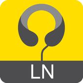 Louny - audio tour icon
