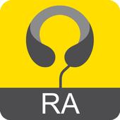 Rakovník - audio tour icon