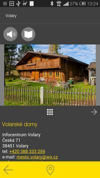 Volary - audio tour apk screenshot