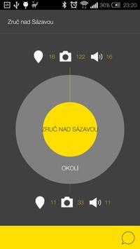 Zruč nad Sázavou - audio tour poster