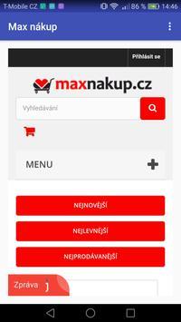 maxnakup.cz poster
