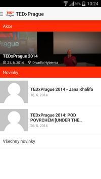 TEDxPrague poster
