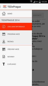 TEDxPrague screenshot 1