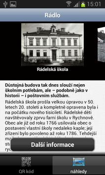 Rádlo Mobile Guide apk screenshot