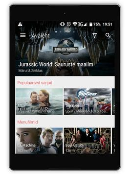 Viaplay apk screenshot