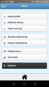 Facetaxi apk screenshot