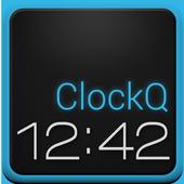 ClockQ - Digital Clock Widget icon