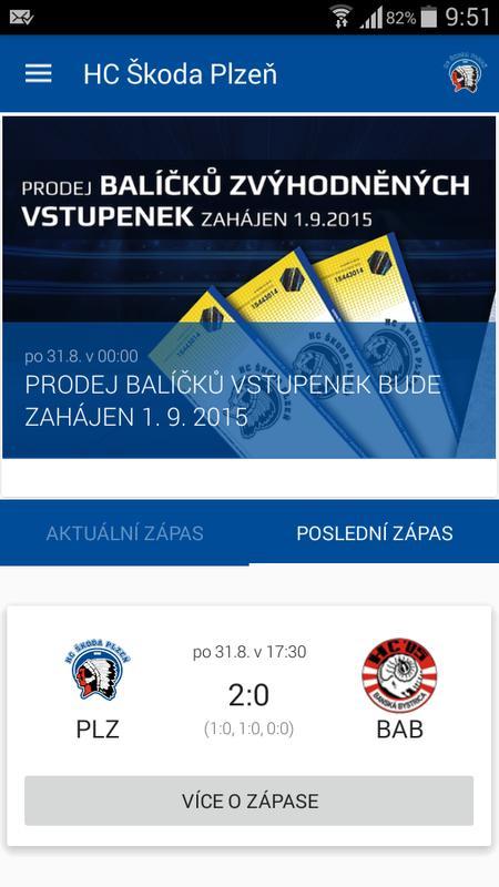 Hc Skoda Plzen For Android Apk Download