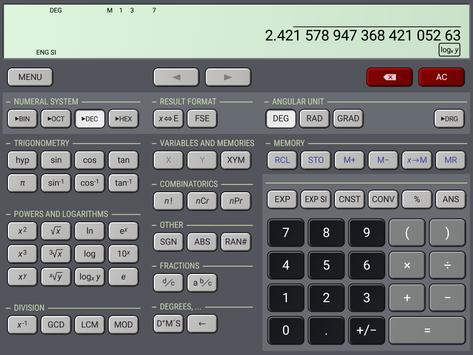 HiPER Scientific Calculator 截圖 15