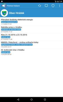Hlášenírozhlasu.cz screenshot 1