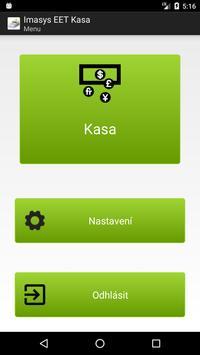 Imasys EET Kasa screenshot 1