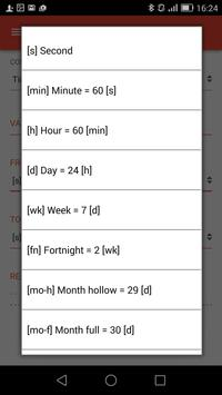 Unit Converter screenshot 2