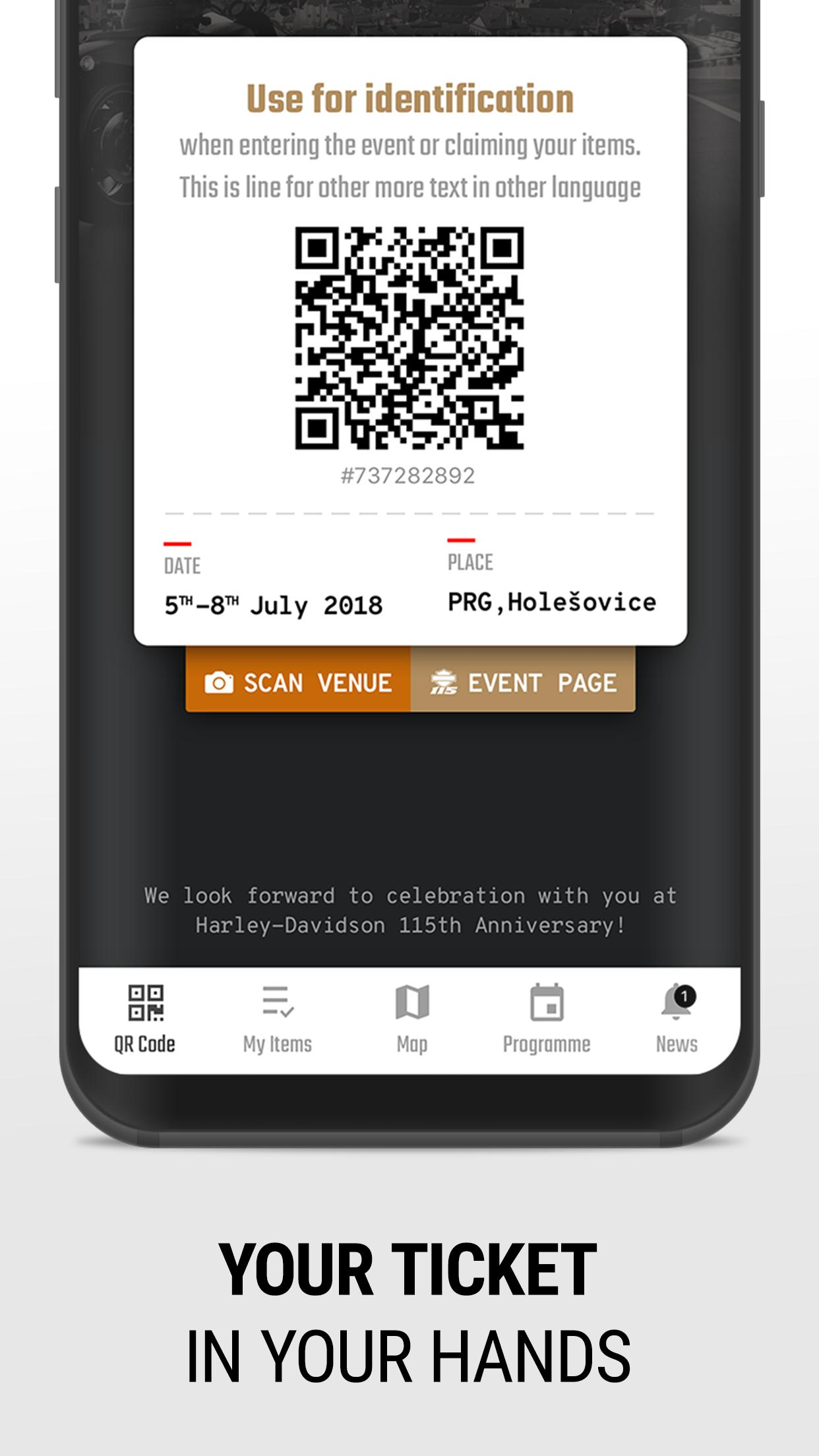 Harley-Davidson 115th Anniversary – Prague for Android - APK Download