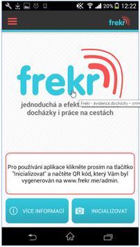 Frekr - attendance system screenshot 8