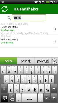 Akce Hradecka screenshot 2