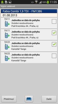 Lokatory.cz logbook apk screenshot