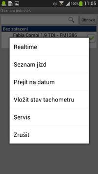 Lokatory.cz logbook apk screenshot