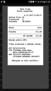 Účtenkovka OCR + QR (Babiš…) screenshot 3