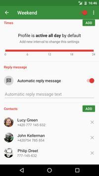 CallBlock - Smart call blocker screenshot 2