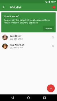 CallBlock - Smart call blocker screenshot 3