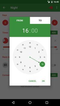 CallBlock - Smart call blocker screenshot 4