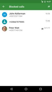CallBlock - Smart call blocker screenshot 5