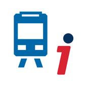 Czech Public Transport IDOS icon