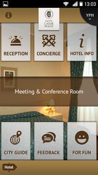 Hotel Caesar poster