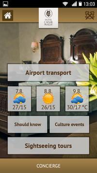 Hotel Caesar screenshot 1