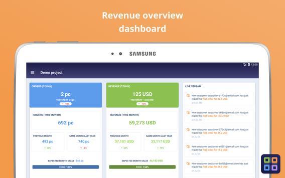 All-In-One Dashboard screenshot 10