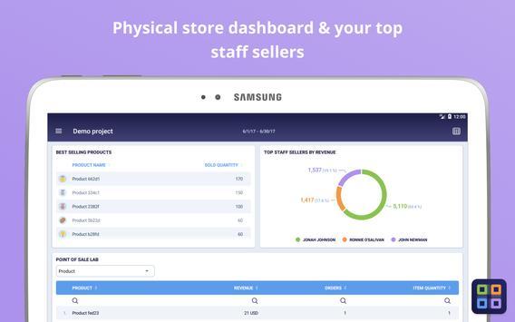 All-In-One Dashboard screenshot 13