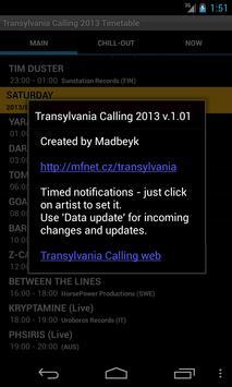 Transylvania Calling 2013 screenshot 4