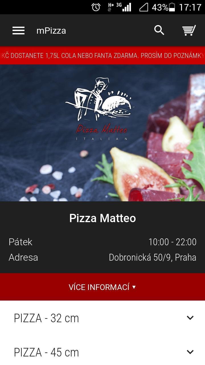 Pizza Matteo 2