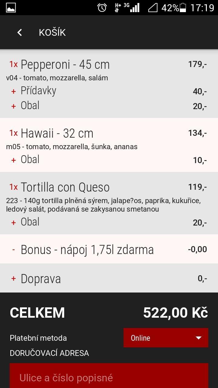 Pizza Matteo 3