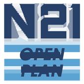 N21 Open Plan icon