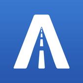 GPS NACESTY - offline navigace icon