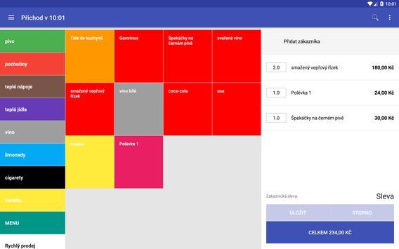 Pokladna Smable s EET screenshot 8