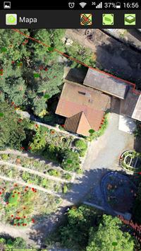 Botanická zahrada UPOL apk screenshot