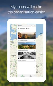 Mapy.cz - Cycling & Hiking offline maps apk 截图