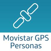 Movistar GPS Personas icon