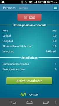 Movistar GPS Personas poster